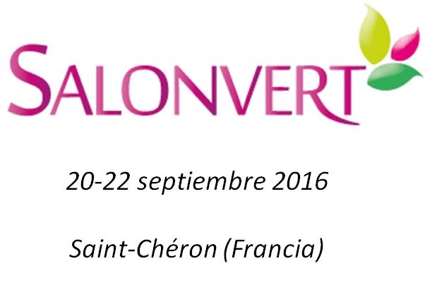 Salonvert 2016 se posiciona como la principal feria dedicada a los espacios verdes y paisajismo en Francia