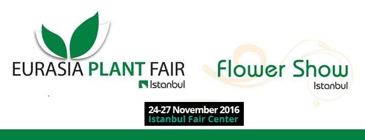 Planta Eurasia – Flower Show Turkey 2016