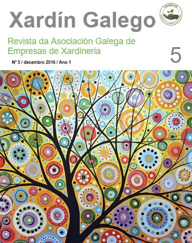 Xardín Galego - Número 5