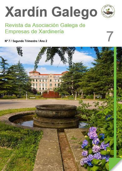 Xardín Galego - Número 7