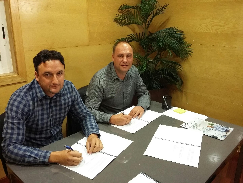 Firmado el convenio de colaboración entre la Asociación de Trabajadores Autónomos de Galicia y Agaexar