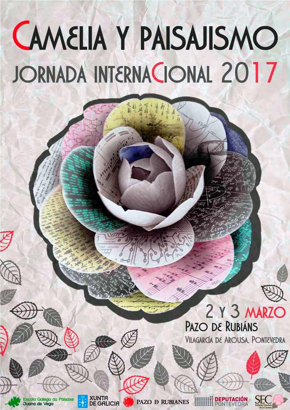 Jornada Internacional 2017 Camelia y Paisajismo
