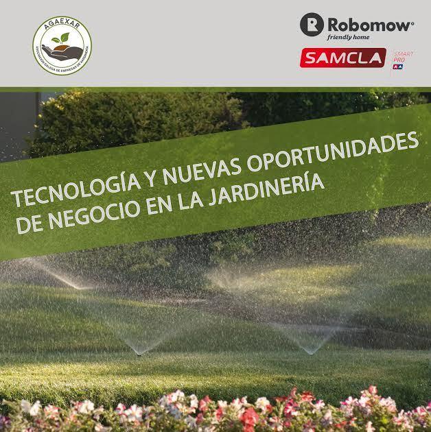 """Jornada """"Tecnología y nuevas oportunidades de negocio en la jardinería"""" en Santiago"""