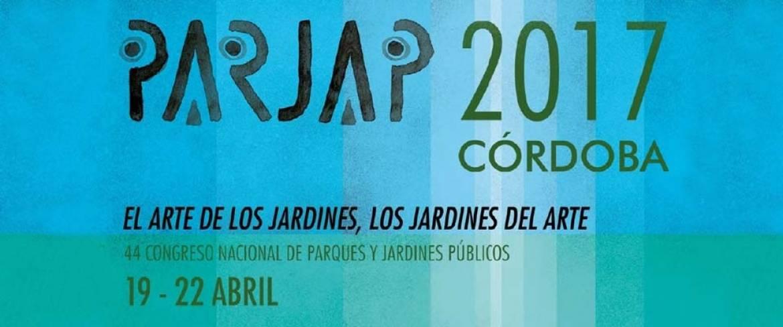 PARJAP 2017 Córdoba – 44 Congreso Nacional de Parques y Jardines Públicos