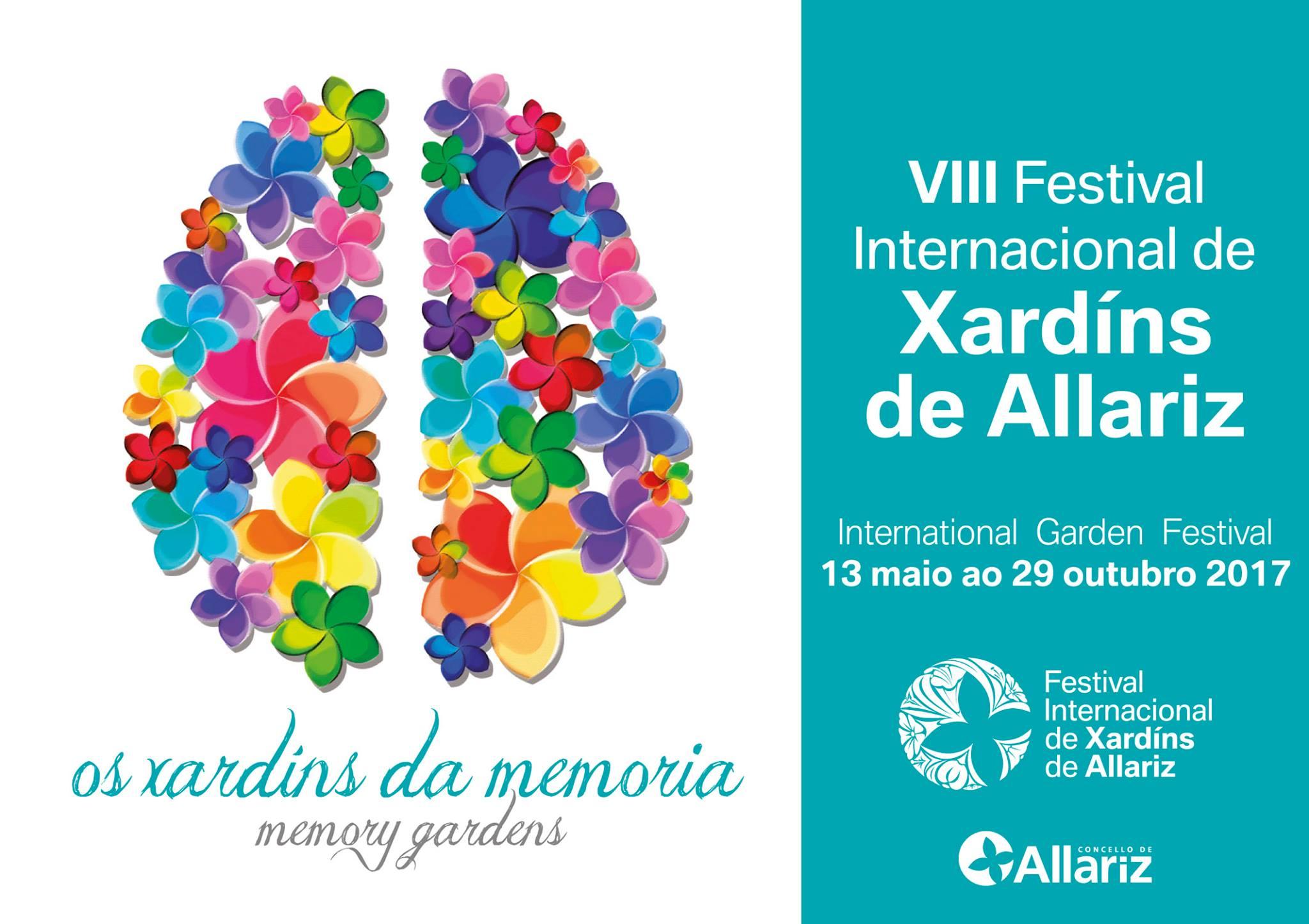 O Festival Internacional de Xardíns arrincará o vindeiro 13 de maio