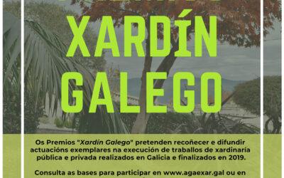 En busca del mejor jardín gallego de 2019