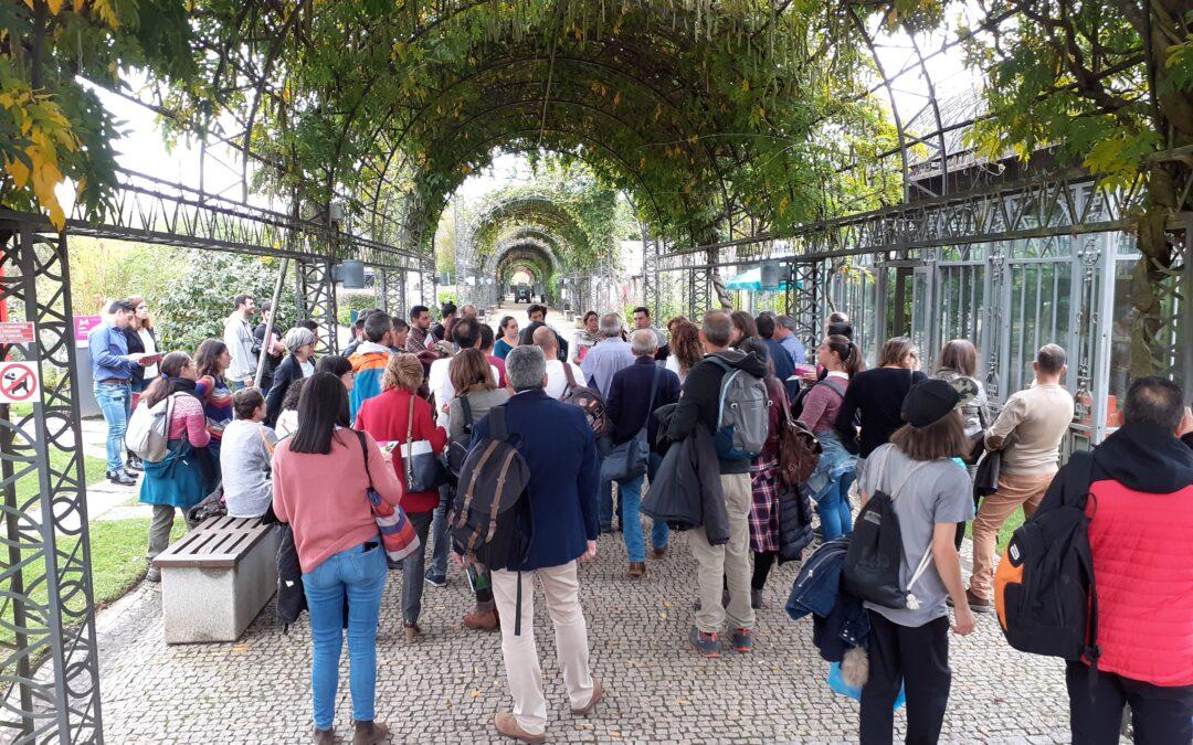 III Xornadas Xardinería Galaico-Portuguesas en Ponte de Lima