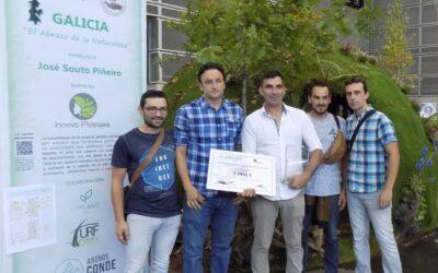 GALICIA gana el I PREMIO NACIONAL DE JARDINERÍA EN IBERFLORA