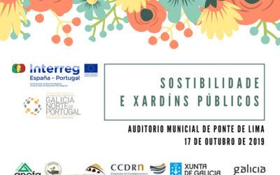 III Xornadas de Xardinería Galaico-Portuguesas: SOSTIBILIDADE E XARDÍNS PÚBLICOS