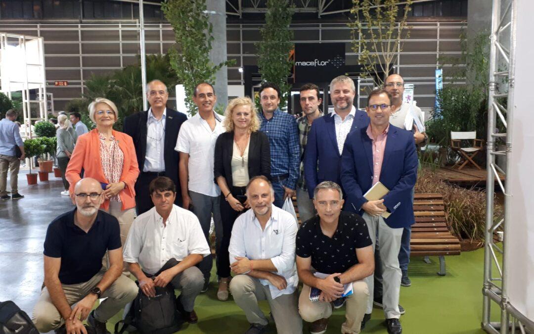 Agaexar en Iberflora 2019