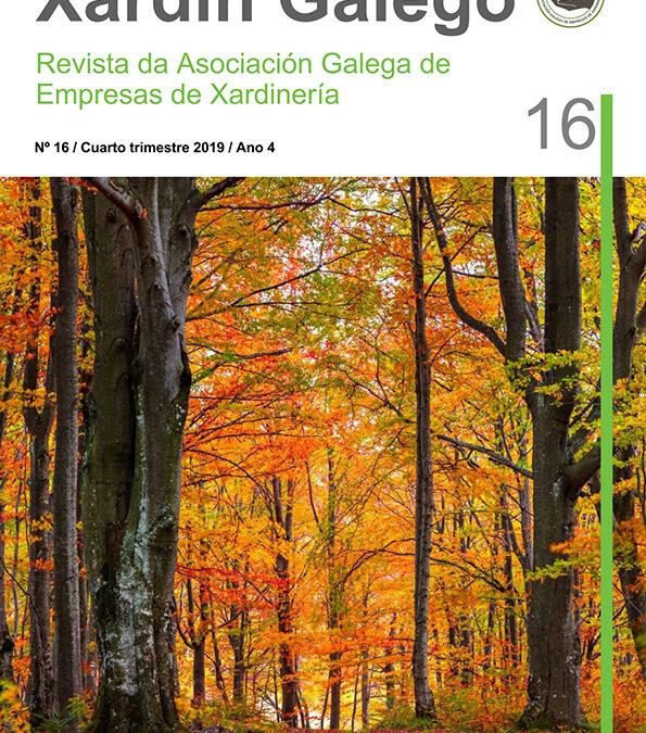 Os presentamos el nº16 de la revista Xardín Galego