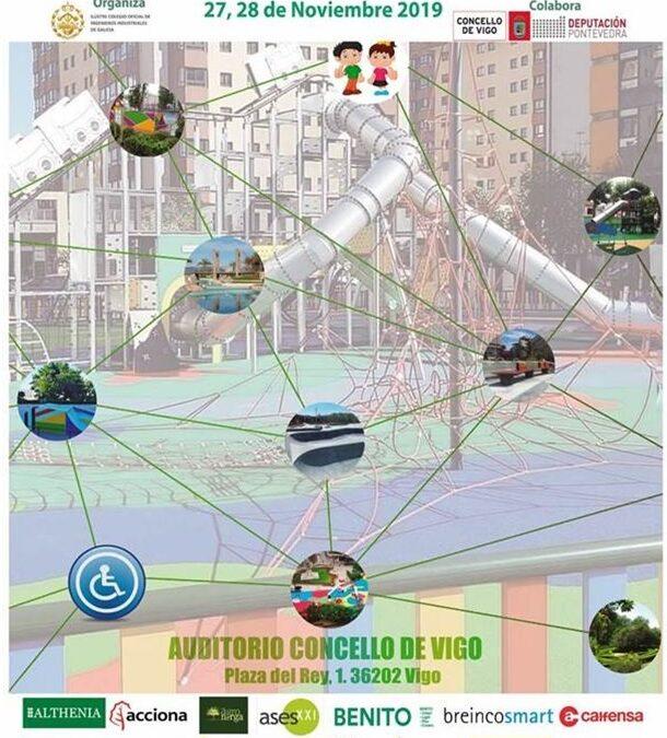 I Simposium Gallego de Parques Urbanos. Vigo 27-28 de Noviembre de 2019