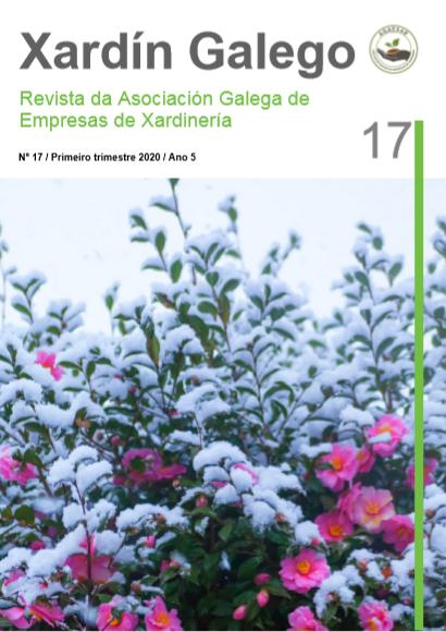 Lanzamiento del nº17 de la revista Xardín Galego