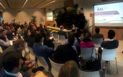 ICL participa en el exitoso I Congreso de Planta y Flor